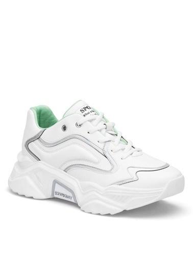 Dark Seer Ds.Pmd239K2120 Sneaker 2021 Kadın Beyaz